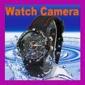กล้องนาฬิกาข้อมือกันน้ำ ความละเอียดสูง พร้อมเมมโมรี่ 4 GB ถ่ายวีดีโอ ถ่ายภาพนิ่ง บันทึกเสียง เนียนมาก เวลาถ่ายไม่มมีไฟโชว์
