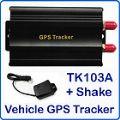GPS Tracker TK103 ติดตามรถยนต์และควบคุมการทำงานผ่านมือถือ ติดตาม / ดักฟัง / ดับเครื่องยนต์ / แจ้งเตือนเมื่อสตาร์ทรถ ติดตามได้ทุกอย่าง สัญญาณชัดมาก ไม่ว่าฝนจะตกฟ้าจะร้อง ฟ้าจะมืดสามารถจับสัญญาณได้ทุกสถานการณ์