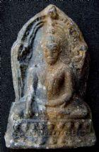 พระชินราชใบเสมา พิมพ์ใหญ่ฐานเตี้ย กรุวัดพระศรีรัตนมหาธาตุ จ.พิษณุโลก No.062