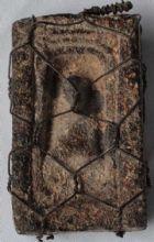 พระหลวงปู่ทวด เนื้อว่าน ปี พ.ศ.2497 พิมพ์สี่เหลี่ยมกลักไม้ขีด