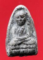 พระหลวงปู่ทวดเนื้อว่าน วัดช้างให้ ปี พ.ศ.๒๔๙๗ พิมพ์ใหญ่ลึก No.049