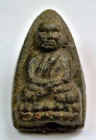 พระหลวงปู่ทวด วัดช้างให้ เนื้อว่าน ปี พ.ศ.2497 พิมพ์ใหญ่กรรมการ  No.2167