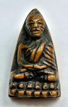 พระหลวงปู่ทวด วัดช้างให้ ปี พ.ศ.2505 พิมพ์เล็กหน้าอาปาเช่  No.2173
