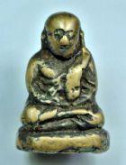พระรูปหล่อลอยองค์ หลวงพ่อเงิน พิมพ์ขี้ตาสามชาย วัดบางคลาน จ.พิจิตร No.2213