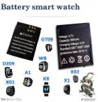 Battery smart watch