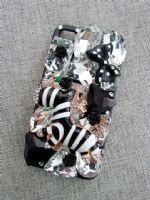 Jewel Decoden Zebra Crystal