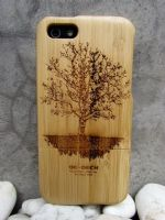 Bamboo Graphic Iphone5 Case