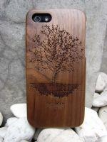 Walnut Graphic Iphone5 Case