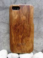 Zebra Wooden Iphone5 Case