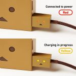 Cheero DANBOARD USB Cable With Lightning Connector (25 cm)