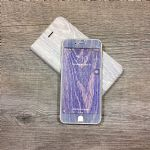 LEPLUS iPhone7 Glass Flim full screen Design 0.33mm (Grain Old)