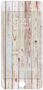 LEPLUS iPhone7 Glass Flim full screen Design 0.33mm (Grain Natural)
