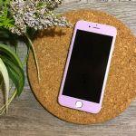 LEPLUS iPhone7 Plus Glass Flim full screen Color 0.2mm (lavender purple)