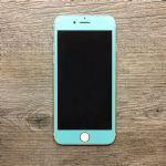 LEPLUS iPhone7 Glass Flim full screen Color 0.2mm (Sky Blue)