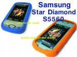 Case เคส มือถือ Samsung Star Diamond S5560