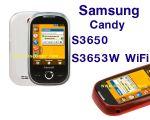 Case เคส มือถือ Samsung Candy S3650