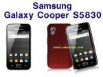 Case เคส มือถือ Samsung Galaxy Cooper S5830