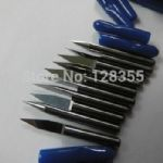 Engraving Bits CNC Router Tool 25 Degree 0.1mm