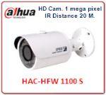 HAC-HFW 1100 S