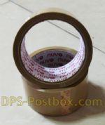 เทปกาว (OPP Tape) แบบขุ่น 6 ม้วน