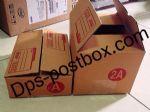 กล่องไปรษณีย์แบบฝาชน ไซด์ 2A