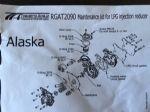 ชุดซ่อมหม้อต้ม TOMASETTO AT09 - ALASKA