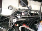 MERCEDES- BENZ S280 W220 ติดตั้งชุดแก๊สอิตาลี่6สูบหัวฉีดแบบแยกอิสระหม้อต้มหลังทองถังโดนัท