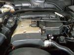 MERCEDES- BENZ E230 ติดตั้งชุดแก๊สอิตาลี่4สูบหัวฉีดแบบแยกอิสระถังโดนัท71ลิตร