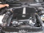 MERCEDES- BENZ S500 w220 ติดตั้งชุดแก๊สอิตาลี่8สูบหัวฉีดแบบแยกอิสระถังโดนัท71ลิตร