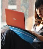 ของใช้ในบ้าน : โต๊ะวาง laptop lazy desk
