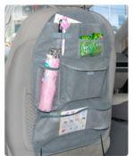 ของใช้ในรถ : กระเป๋าติดหลังเบาะรถยนต์ ผ้า spunbond นวัตกรรมใยไผ่