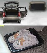 ของใช้ในรถ : ถาดเก็บรองเท้าในรถ/ถาดเอนกประสงค์