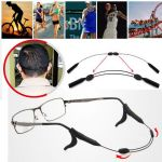 สายรัดแว่นตาสำหรับเล่นกีฬา ไม่ลื่นไม่ตก สำหรับเด็ก/ผู้ใหญ่