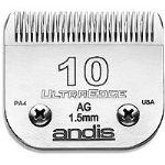 ใบมีด Andis - UltraEdge Clipper Blade' Size #10 (1/16