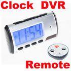 กล้องนาฬิกาตั้งโต๊ะดิจิตอลถ่ายวีดีโอ ถ่ายภาพนิ่ง มีรีโมทควบคุม