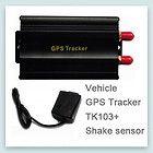 GPS Tracker TK103 ติดตามรถยนต์และควบคุมการทำงานผ่านมือถือ ติดตาม / ฟังเสียง / ดับเครื่องยนต์ / แจ้งเตือนเมื่อสตาร์ทรถ ติดตามได้ทุกอย่าง สัญญาณชัดมาก ไม่ว่าฝนจะตกฟ้าจะร้อง ฟ้าจะมืดสามารถจับสัญญาณได้ทุกสถานการณ์