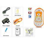 โทรศัพท์ GPS สำหรับเด็ก ใช้เป็นโทรศัพท์ติดตัวเด็กป้องกันเด็กหาย เป็น GPSติดตามตัวได้ด้วย