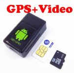 Mini GPS รู้ทุกตำแหน่ง ถ่ายวีดีโอ ดักฟังเสียงได้ เครื่องสามารถส่งรูปภาพมาทางมือถือทันที ควบคุมการทำงานโดยมือถือ
