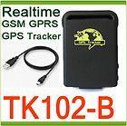 เครื่องติดตาม GPS Tracker TK102รุ่นใหม่ มีเมมโมรี่สามรถบันทึกได้เวลาที่เราไม่ได้ติดตามเราก็เอามาดูย้อนหลังได้  ติดตามรถ'ติดตามคน'ฟังเสียงได้ในตัวเดียวกัน