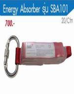 Safety-Belt Energy Absorber SBA101