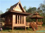 บ้านทรงไทยศาลาแปดเหลี่ยม