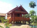 บ้านทรงไทยจั่วกาแล