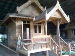 บ้านทรงไทย ซุ้มบันใด