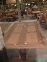 โต๊ะสี่เหลี่ยมยาว