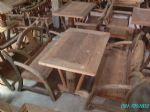 โต๊ะชุดพนักพิง 120 ซม. 1