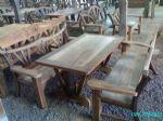 โต๊ะชุดพนักพิง150ซม. 1