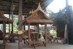 ศาลาทรงไทยหลังเล็ก