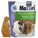 Mazuri Rabbit Diet with Timothy Hay 5 lb