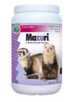 Mazuri Ferret Diet (ขนาดแบ่งบรรจุ 0.8 กิโลกรัม)
