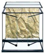 Exo Terra - Glass Terrarium Medium/Tall 60 x 45 x 60 cm.